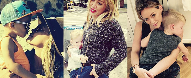 Hilary Duff's Most Adorable Snaps With Her Sweet Mini Me