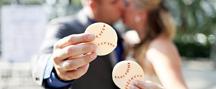 Play Ball! 33 Ways to Incorporate Baseball in Your Big Day