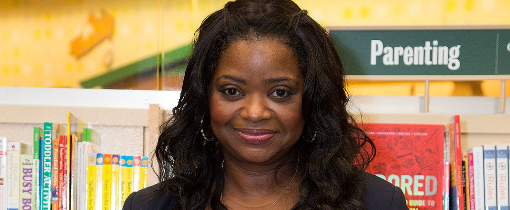 Octavia Spencer Laughs Off Reports of Her Rudeness at a Book Signing