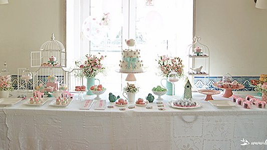This Bird-Themed Party Is Perfect For Your Spring Celebration