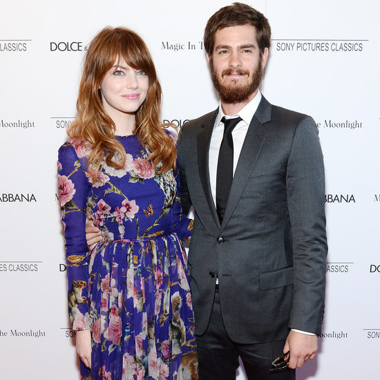 Emma Stone and Andrew Garfield Are Taking a Break
