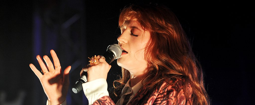 The New Florence + the Machine Song Is Gorgeous, Of Course