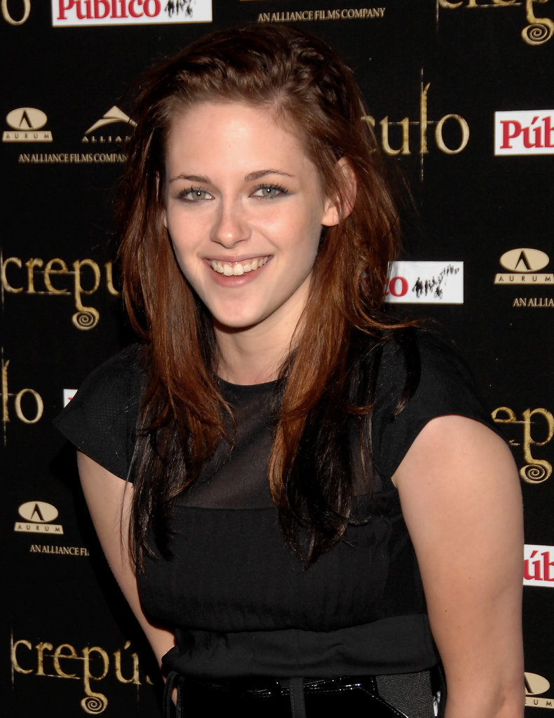 October 2008: Premiere of Twilight in Madrid
