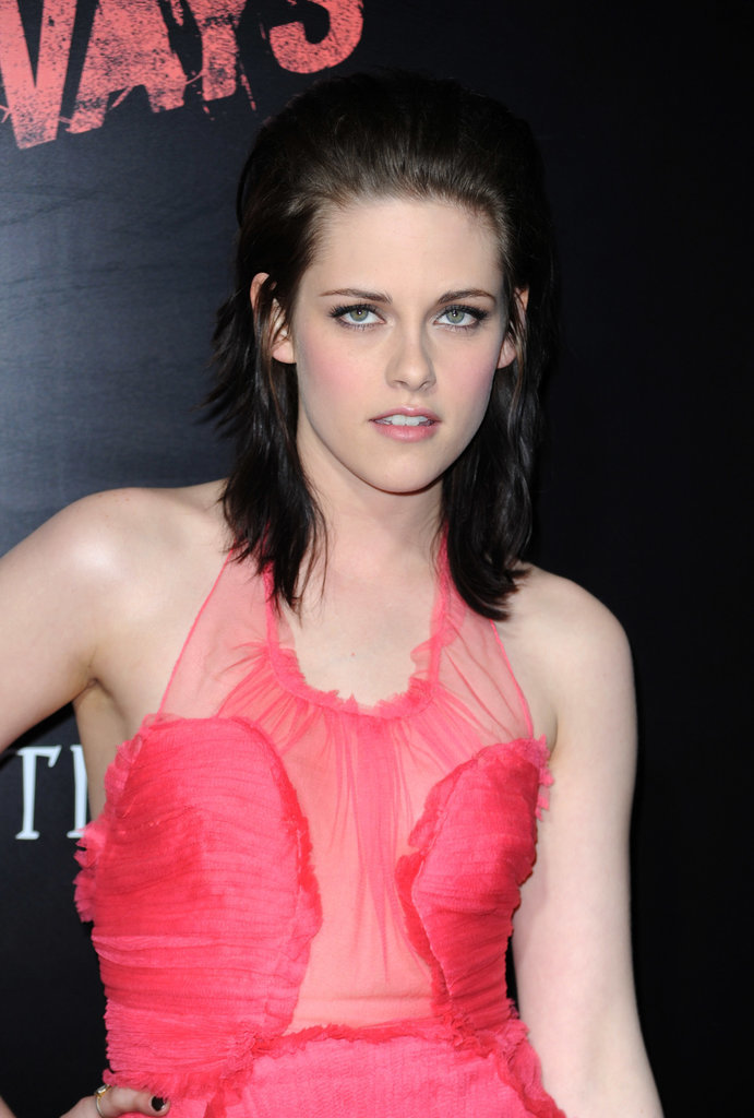 March 2010: Premiere of The Runaways in L.A.
