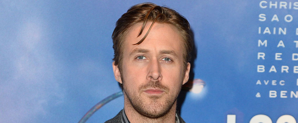 Ryan Gosling Nails the Sexy Stare in Paris