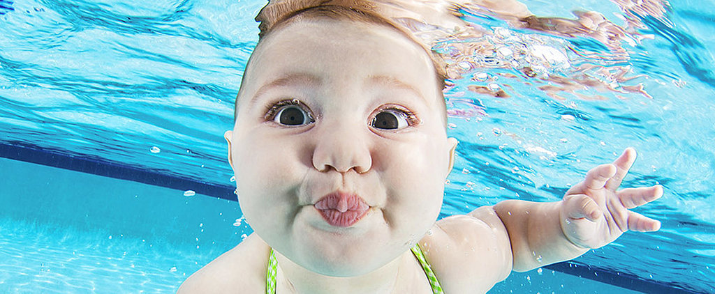 These Photos of Babies Under Water Will Leave You Breathless