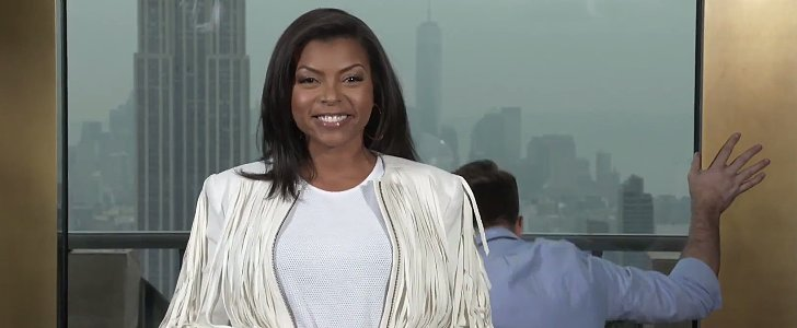 Taraji P. Henson Channels Cookie In Her New SNL Promos