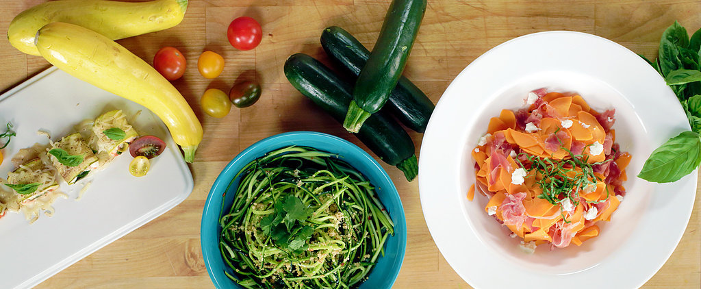 How to Make Vegetable Noodles (Without a Spiralizer)