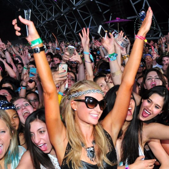Celebrities That Go to Coachella Every Year