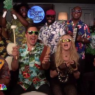 """Madonna und Jimmy Fallon singen """"Holiday"""""""