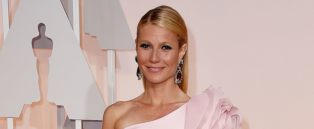 Gwyneth Paltrow Takes a Cute Selfie With Her Son, Moses, on His Birthday