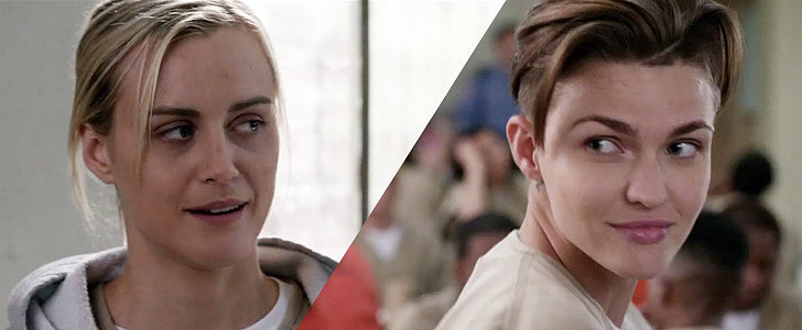 Orange Is the New Black's Season 3 Trailer Is Full of Flirting and Chaos