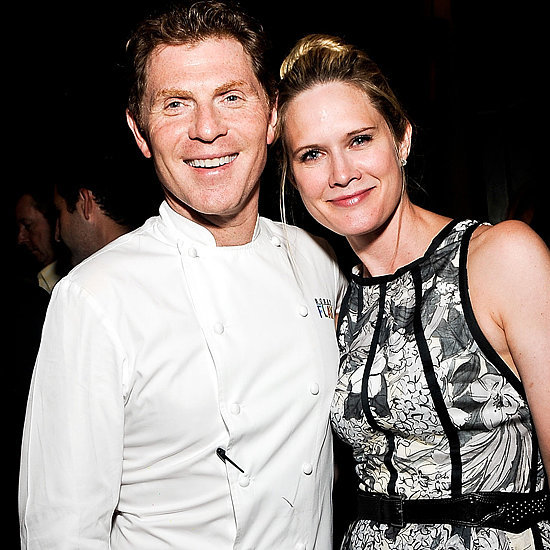 Bobby Flay and Stephanie March Split