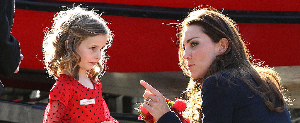 6 Signs Kate Middleton Might Be Having a Girl