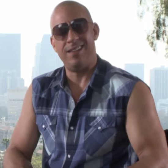 Watch Vin Diesel Sweetly Sing Part of Paul Walker's Furious 7 Tribute Song