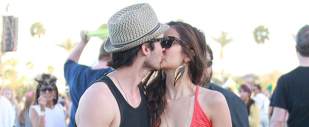Supercute Celebrity Couples Flock to Coachella