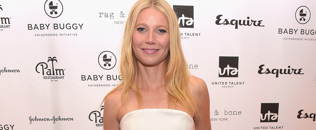 Gwyneth Paltrow Is Attempting to Live on Food Stamps For a Week