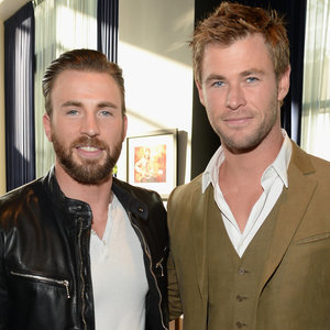 Avengers Cast Chris Hemsworth at 2015 MTV Movie Awards