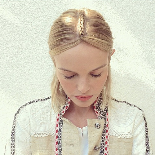 Kate Bosworth Braid Coachella 2015