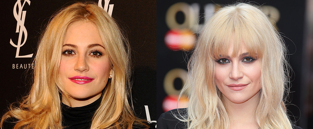 What Do You Think of Pixie Lott's Sexy New Fringe?