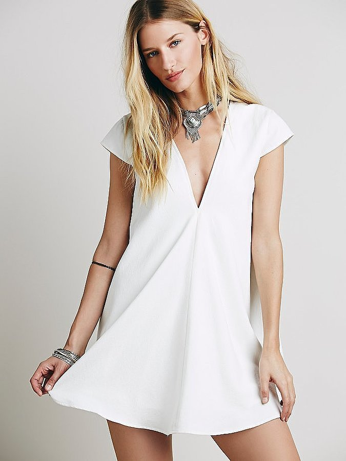 Free People Asilio Dusk Till Dawn Shift ($148)