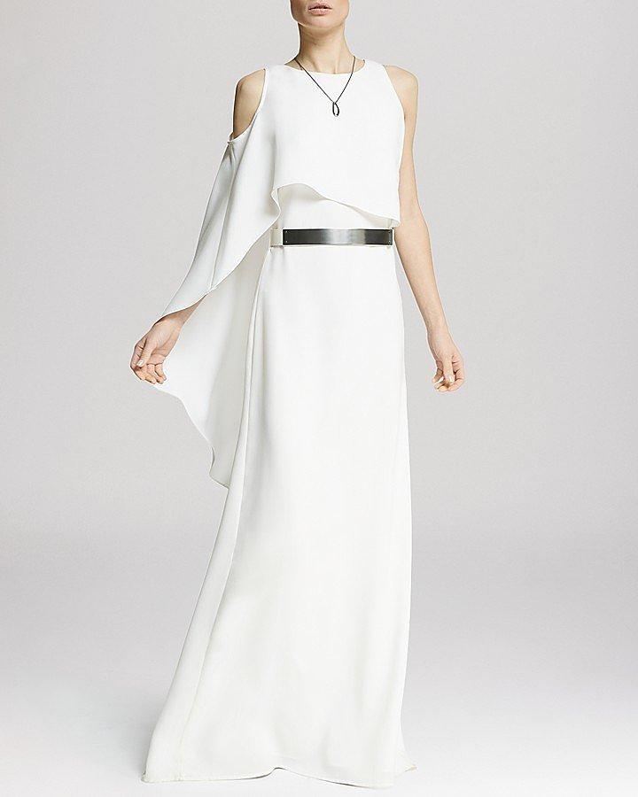 Halston Heritage Gown ($595)