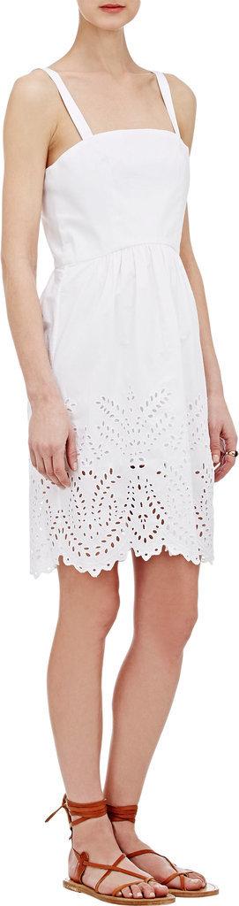 Isabel Marant Étoile Eyelet Serena Sun Dress ($460)