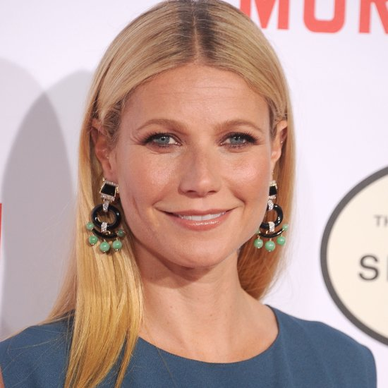 Gwyneth Paltrow Food Bank Challenge