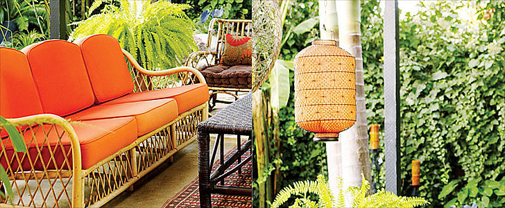 Turn Your Patio Into a Lush Tropical Lanai Without Breaking the Bank