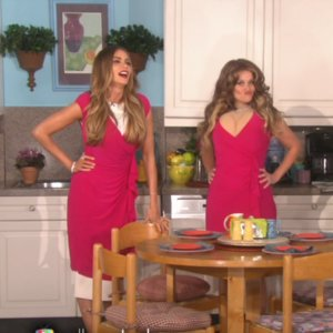 Reese Witherspoon and Sofia Vergara on Ellen DeGeneres Show