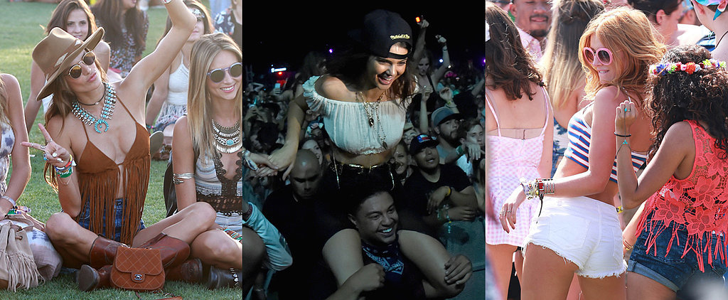 19 Stars Who Turned Way, Way Up at Coachella This Year