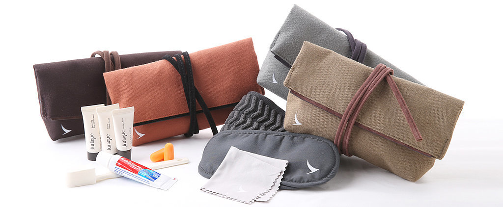 10 Awesome Amenity Kits to Snag on Your Next Flight