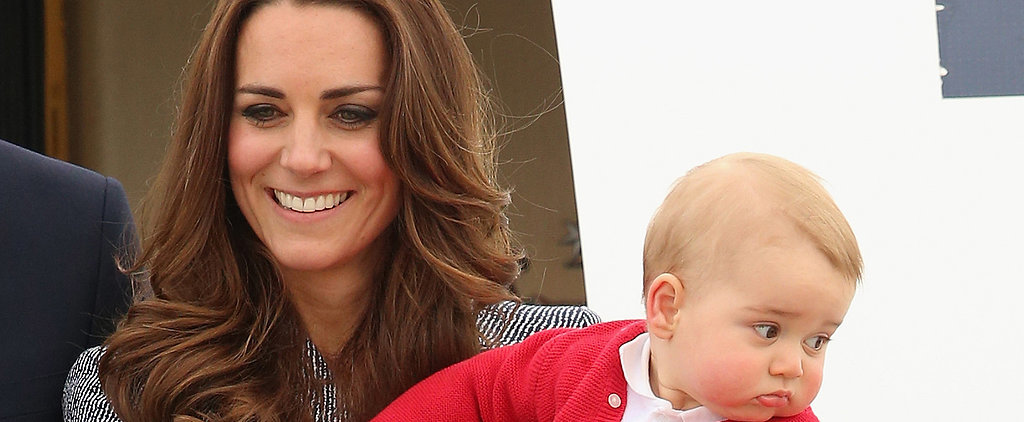 Kate Middleton Shares the Funniest Story About Prince George