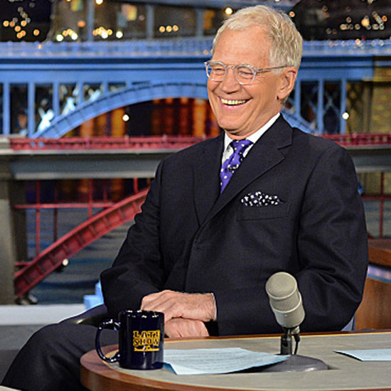 David Letterman's Final Guests Lineup