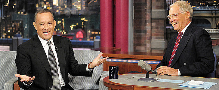 David Letterman Has an Avalanche of Stars Lined Up For His Final Episodes