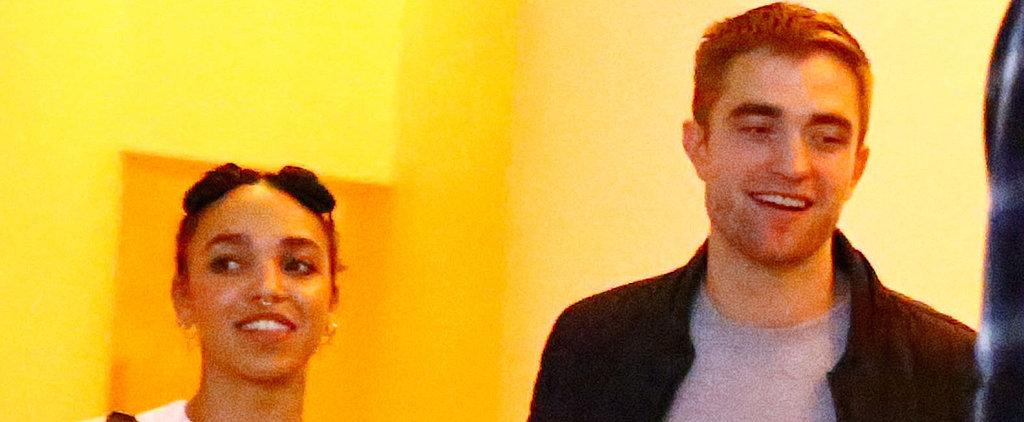 Robert Pattinson Danced With FKA Twigs at Coachella — and the Video Is Amazing