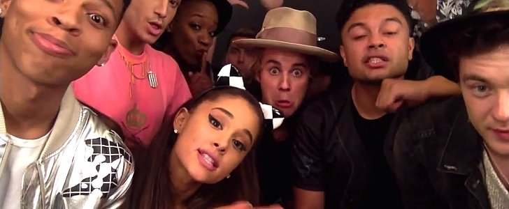 "Justin Bieber, Ariana Grande, and More Team Up to Lip-Sync Carly Rae Jepsen's ""I Really Like You"""