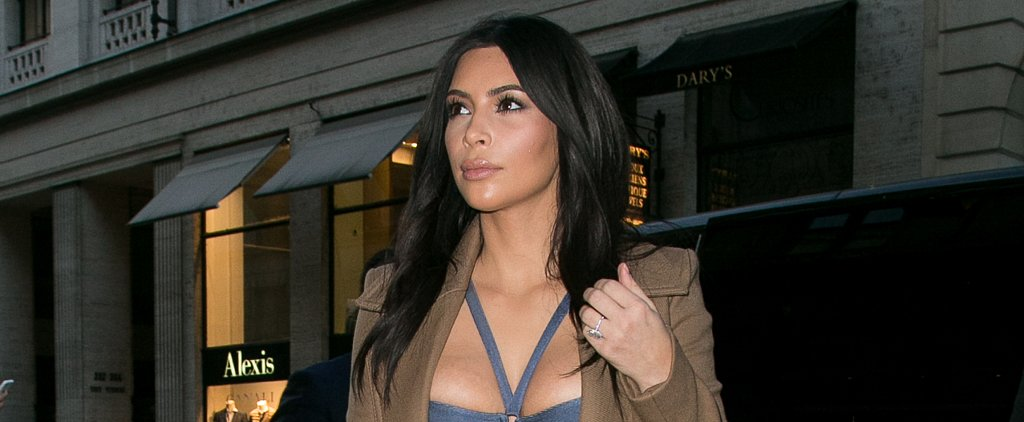 A Look at Kim Kardashian's Diet (Hint: No Dessert)