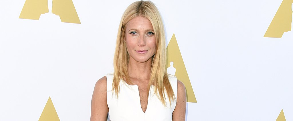 Gwyneth Paltrow Is Living Off Food Stamps, but She's Doing It All Wrong
