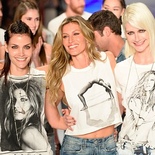 Gisele Bündchen Walks Her Last Runway, Ever — See the Emotional Photos!
