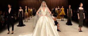 """""""I Wanted a Little Old-School Couture Feeling, but With a Modern Twist"""" — Steven Khalil"""