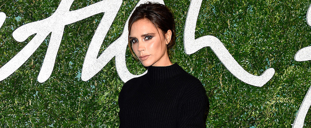 "Victoria Beckham Brings Her ""Best Friend"" Harper to a Big Event"