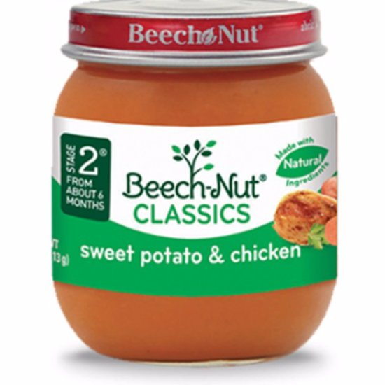 Beech-Nut Baby-Food Recall