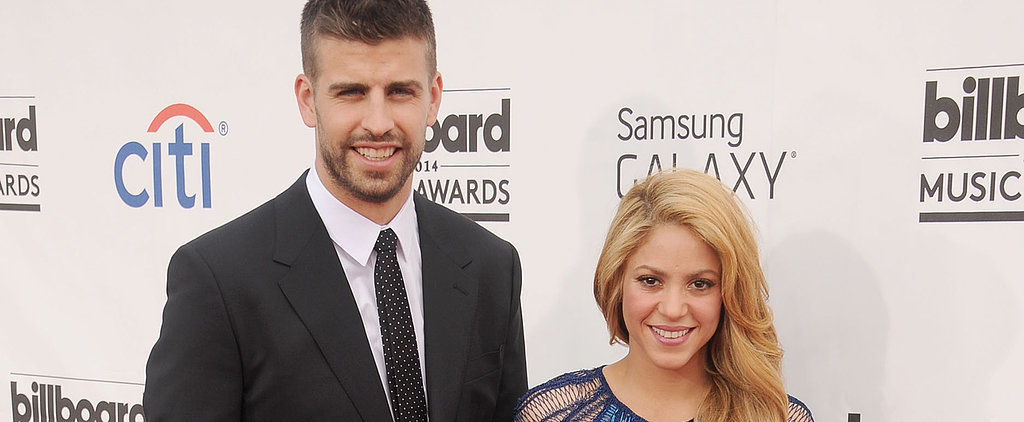 Shakira's New Picture of Her Baby Boy Is Aww-Inducing