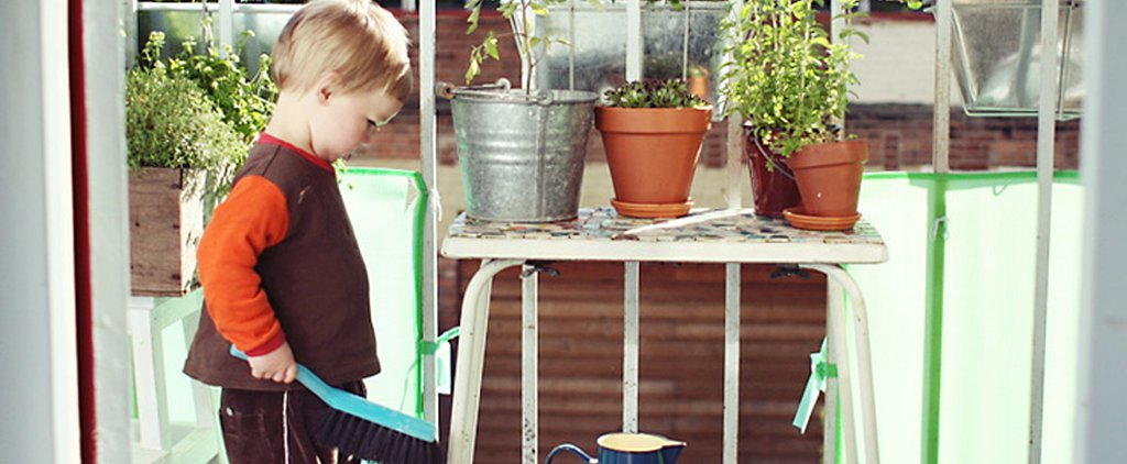 20 Chores For Preschoolers