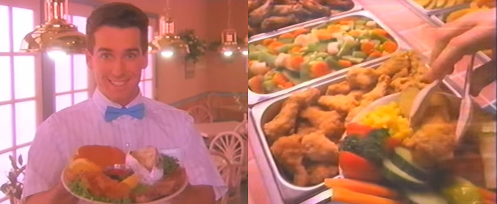 This Retro Sizzler Commercial Celebrates the Freedom of Buffets