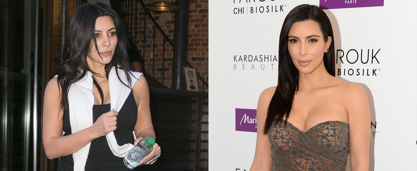 Kim Kardashian Fits a Workout and Fan Event Into Her Jam-Packed Schedule
