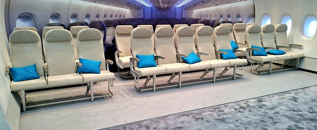 Think You're Cramped on Airline Seats Now? Wait Until You See This!