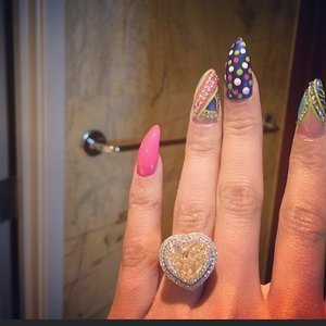 Nicki Minaj's Engagement Ring