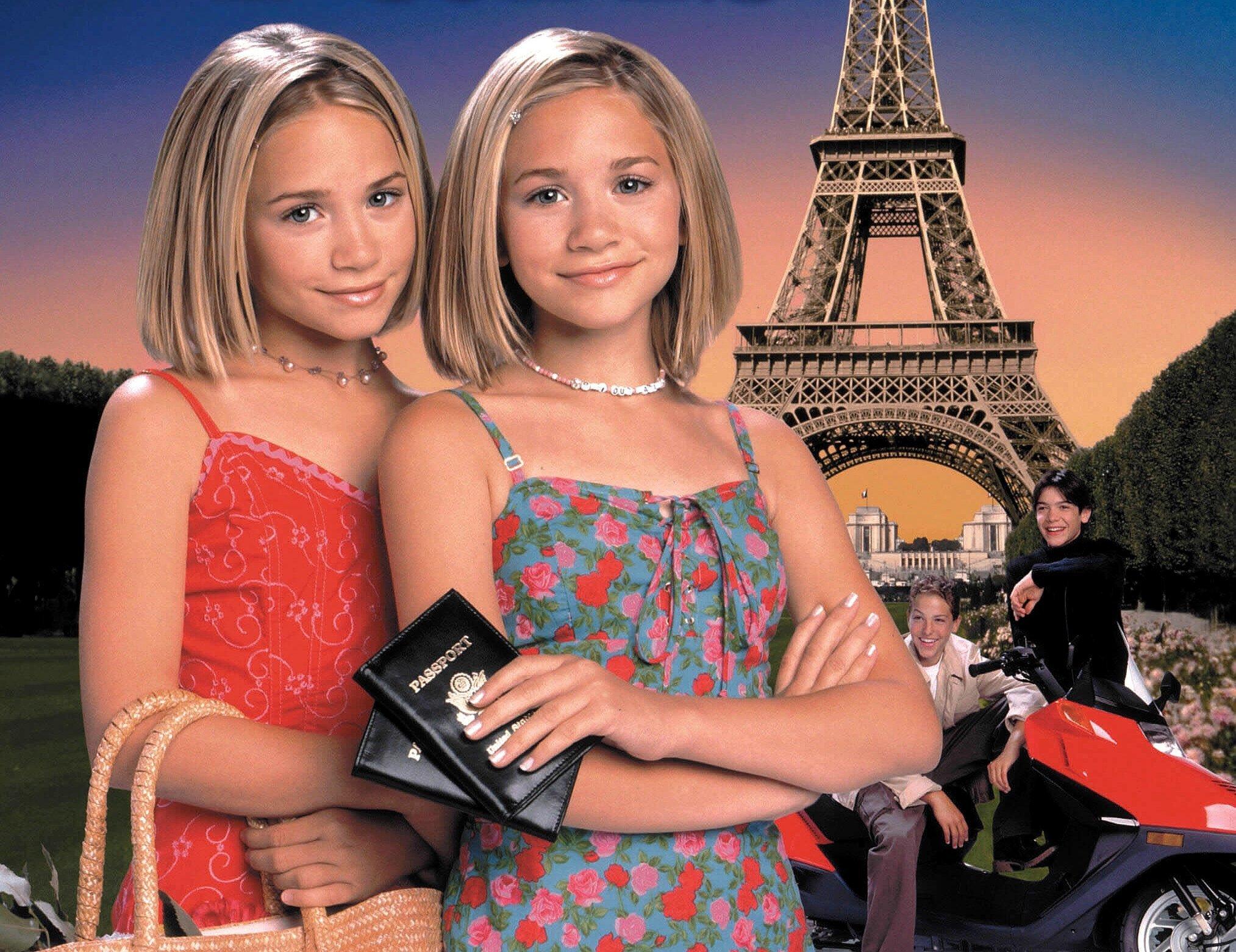 Olsen twins naked pic — img 10